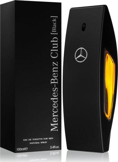Mercedes Benz Club Black 100ml edt
