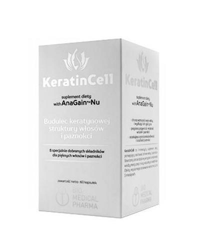 Bio Medical Pharma KeratinCell 60kap