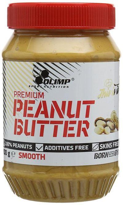 Olimp Peanut Butter smooth 700g masło orzechowe