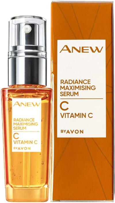 Avon Anew Vitamin C - serum do twarzy z witaminą C - 30ml
