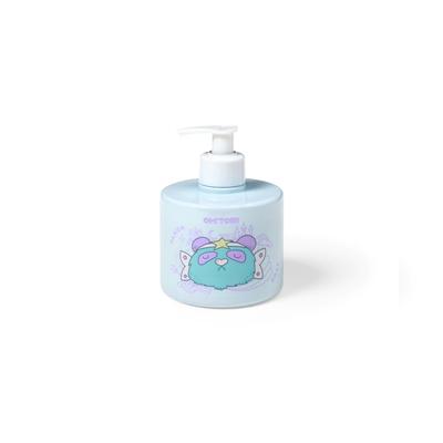 Oh!Tomi naturalne mydło w płynie zapach Panda: malina + truskawka 300ml