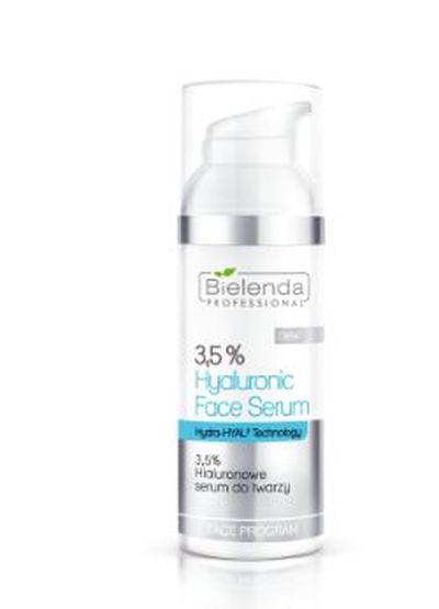 Bielenda 3,5% Hialuronowe serum do twarzy i Okolice oczu, Jedność