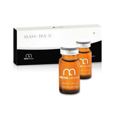 ampułka kwas hialuronowy 2%- nawilżenie