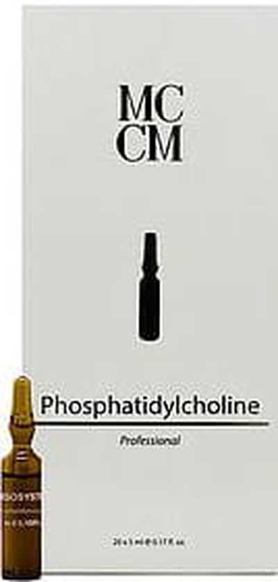 AMPUŁKA MCCM Fosfatydylocholina (+) 5ml - CELLULIT
