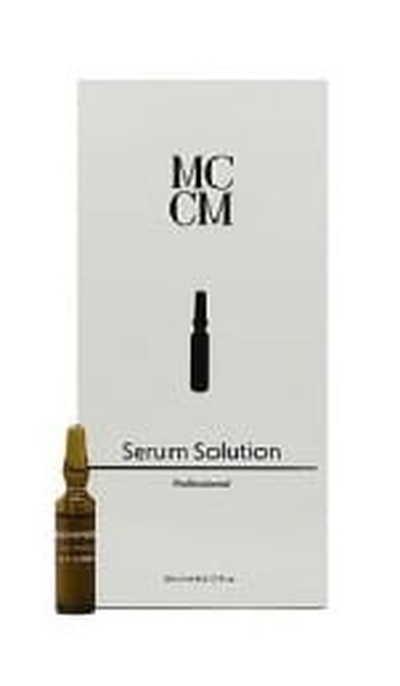Ampułka MCCM Serum Solution Sól Fizjologiczna Pomocnicza 10ml