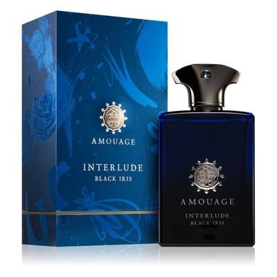 Amouage Interlude Black Iris 100ml edp