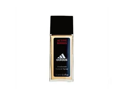 Adidas Active Bodies czarny dezodorant spray 75ml