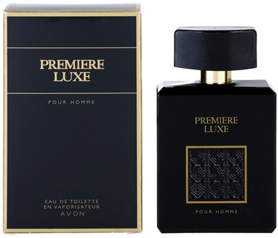avon premiere luxe for him