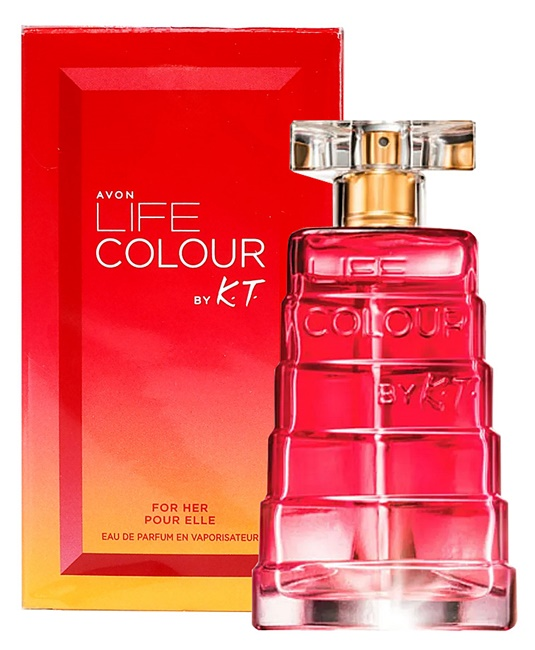 avon life colour for her by kenzo takada