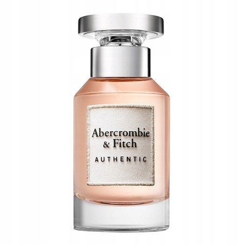 abercrombie & fitch authentic woman woda perfumowana 100 ml tester