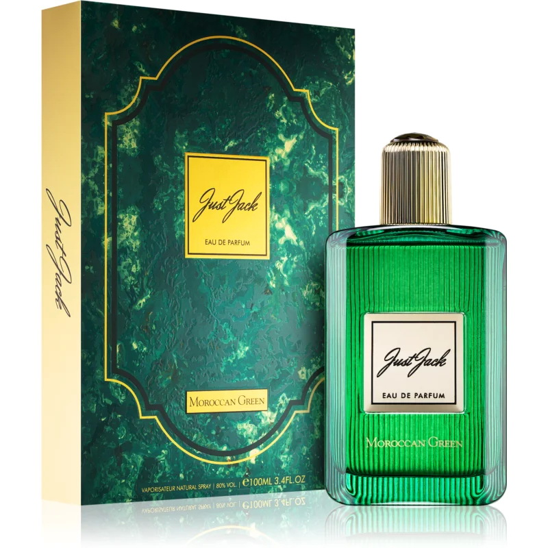 just jack moroccan green