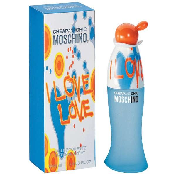moschino cheap and chic - i love love