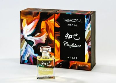 Tabacora by MTP Confidant Attar 15 ml