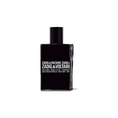 Zadig & Voltaire This is Him! 100ml edt tester