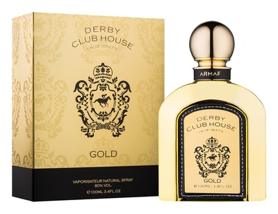 Armaf Derby Club House Gold men 100ml edp