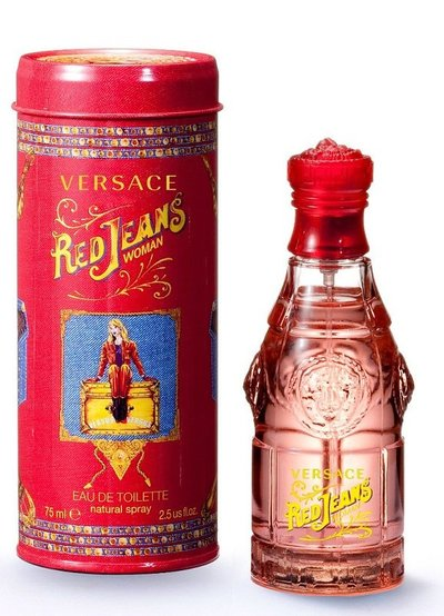 Versace Red Jeans Woman 75ml edt